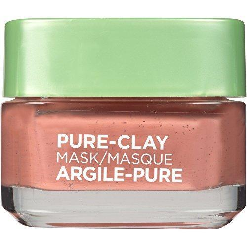 L'Oreal Pure Clay Mask | 3 Pure Clays + Red Algae
