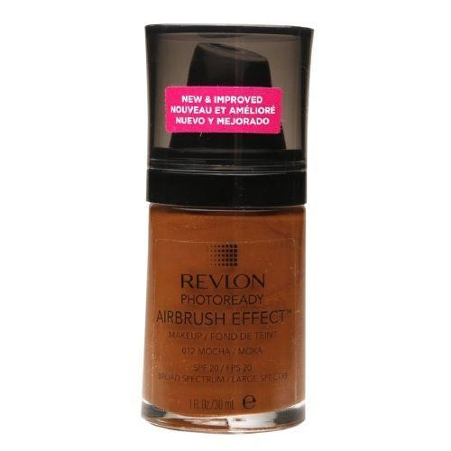 Revlon Photoready Airbrush Effect Makeup | 012 Mocha