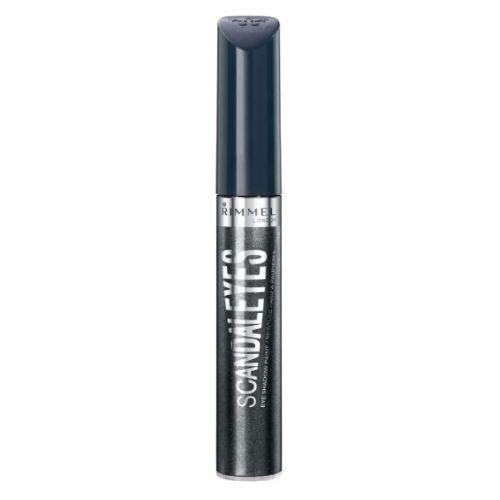 Rimmel Scandaleyes Eyeshadow Paint # 001 Velvet Black