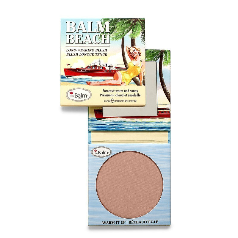 The Balm Balm Beach Long-Wearing Blush
