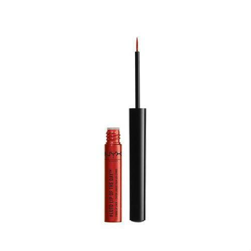 NYX Professional Makeup Lip Of The Day Liquid Lip Liner # 01 Heat Wave