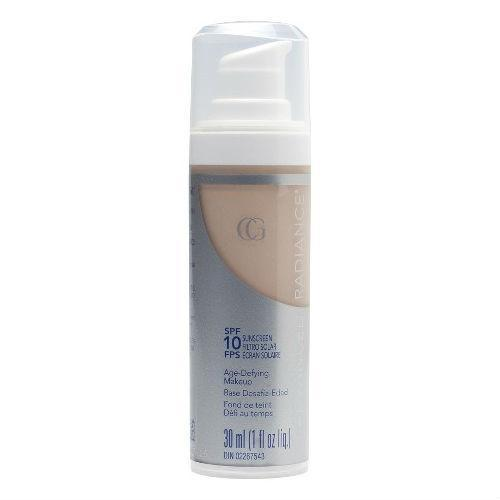 Cover Girl Advanced Radiance Age Defying Foundation  # 110 Classic Ivory