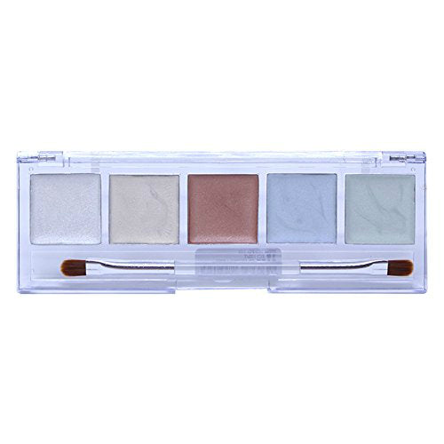 City Color Iridescent Cream Highlight Palette