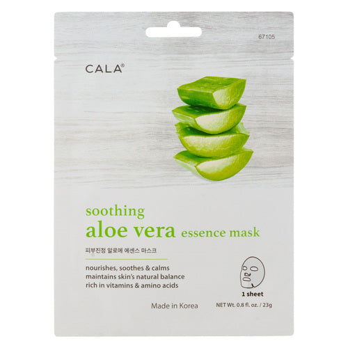 Cala Essence Mask - Soothing Aloe Vera