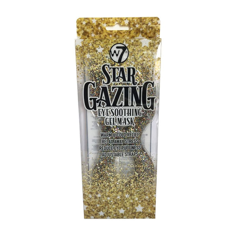W7 Star Gazing Eye Soothing Gel Mask - Gold