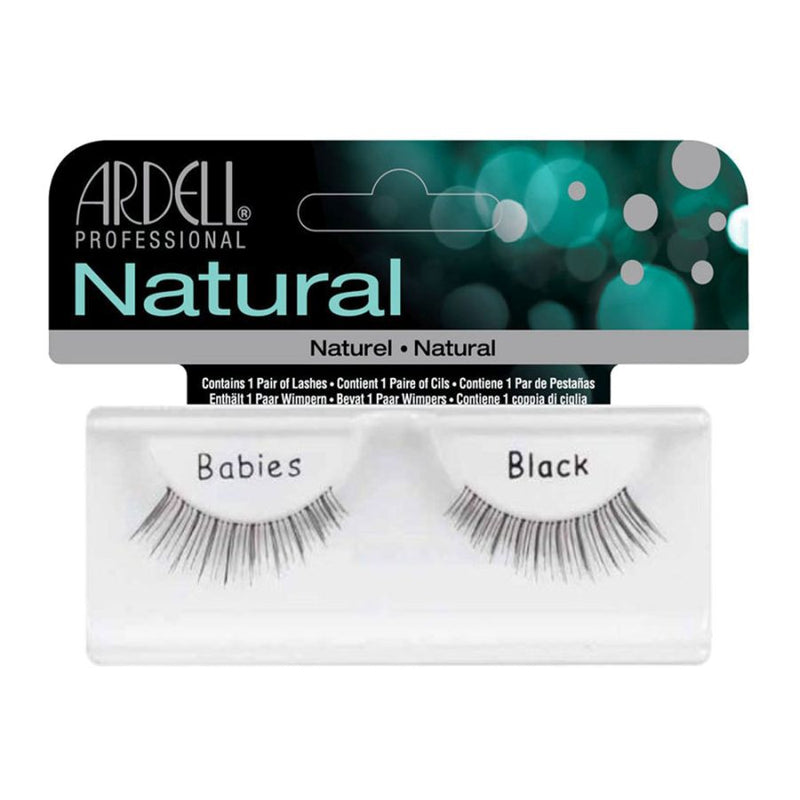 Ardell Invisibands Natural Lashes - Babies Black