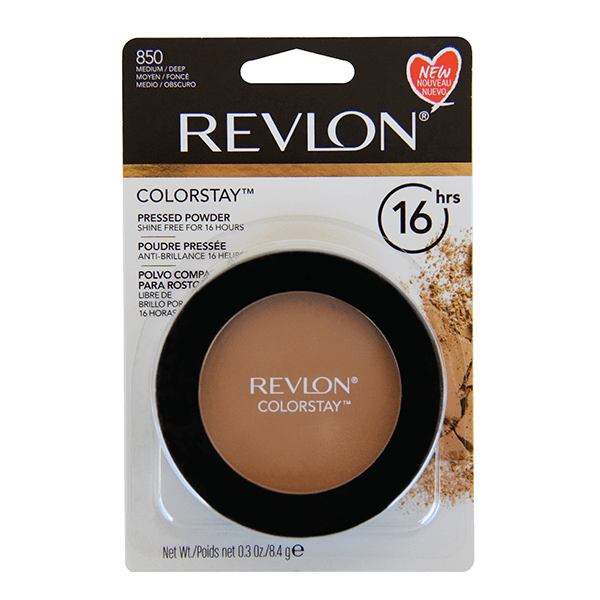 Revlon Colorstay Pressed Powder | Medium/Deep