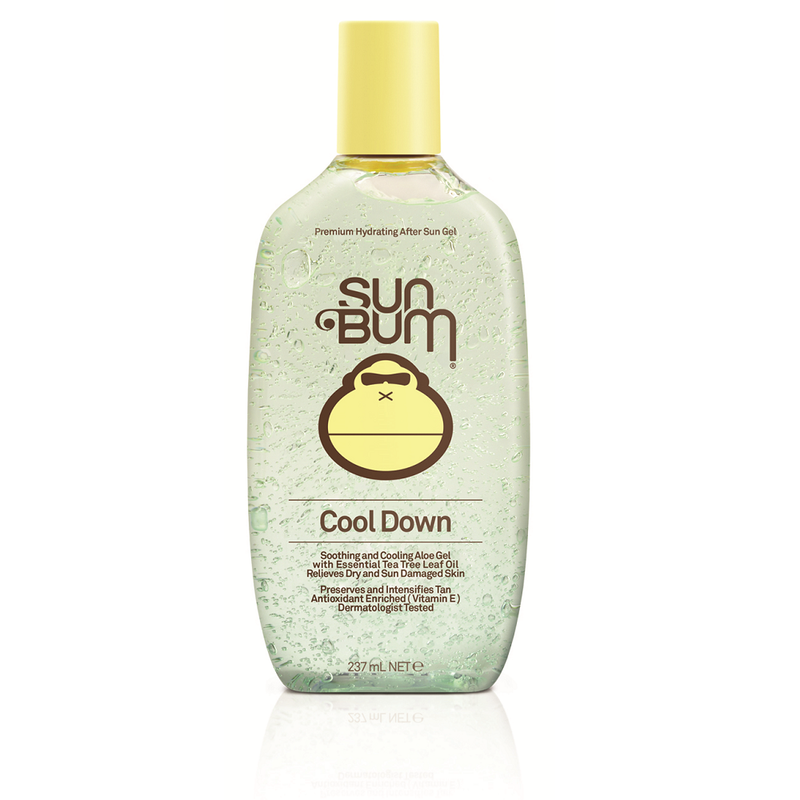 Sun Bum Cool Down Premium Hydrating After Sun Gel - 237mL