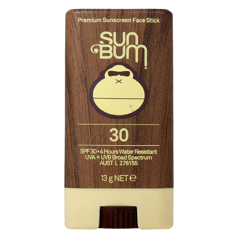 Sun Bum Premium Sunscreen Face Stick SPF30 - 30g