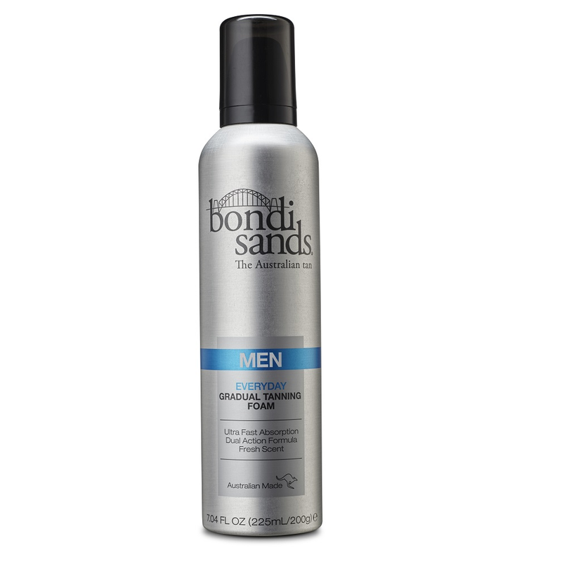 Bondi Sands Everyday Gradual Tanning Foam for Men - 225mL