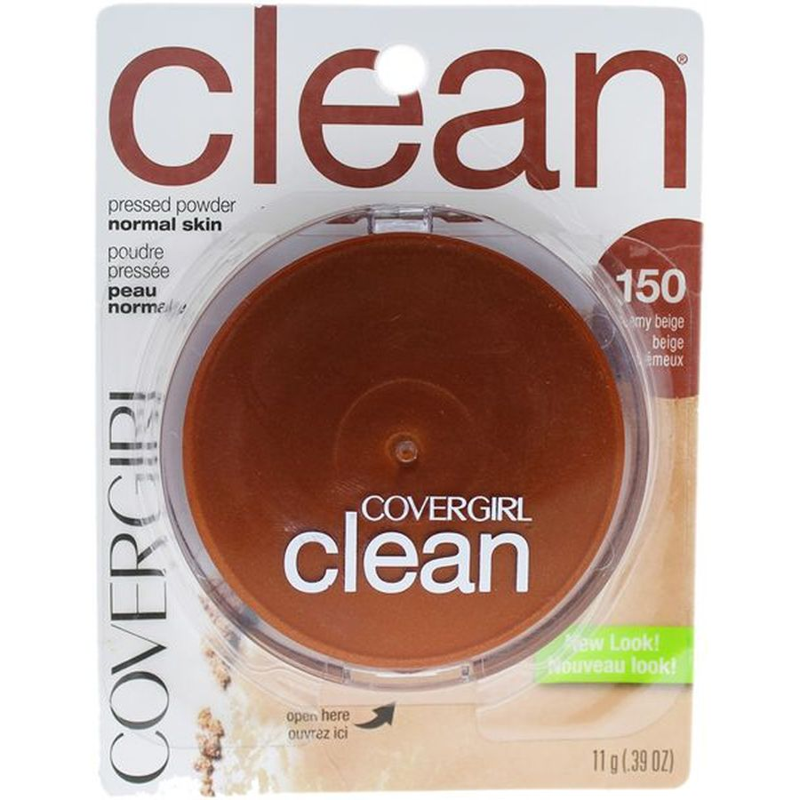 COVERGIRL Clean Pressed Powder - # 150 Creamy Beige
