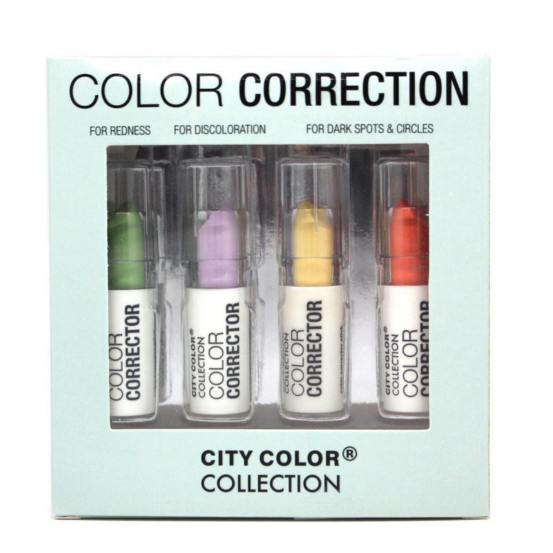City Color Correction Collection - 4 sticks