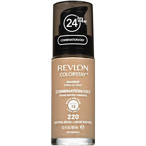 Revlon Colorstay Makeup Combination/Oily Skin | 220 Natural Beige