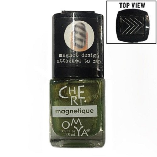 Magnetique Nail Polish - Extraterrestrial