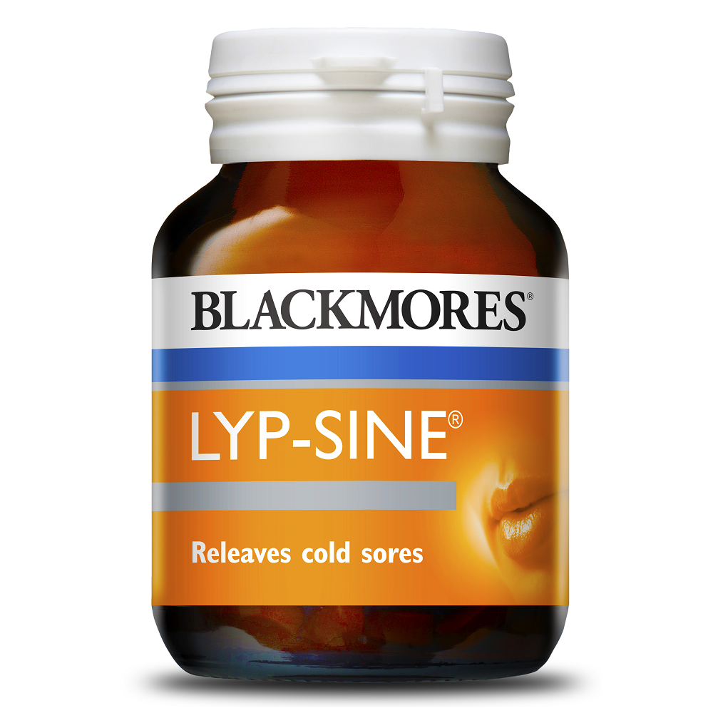 BLACKMORES Lyp-Sine® - 30 Tablets