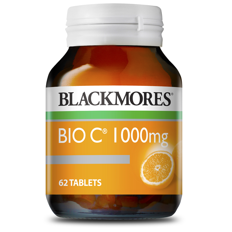 BLACKMORES Bio C® 1000mg - 62 Tablets
