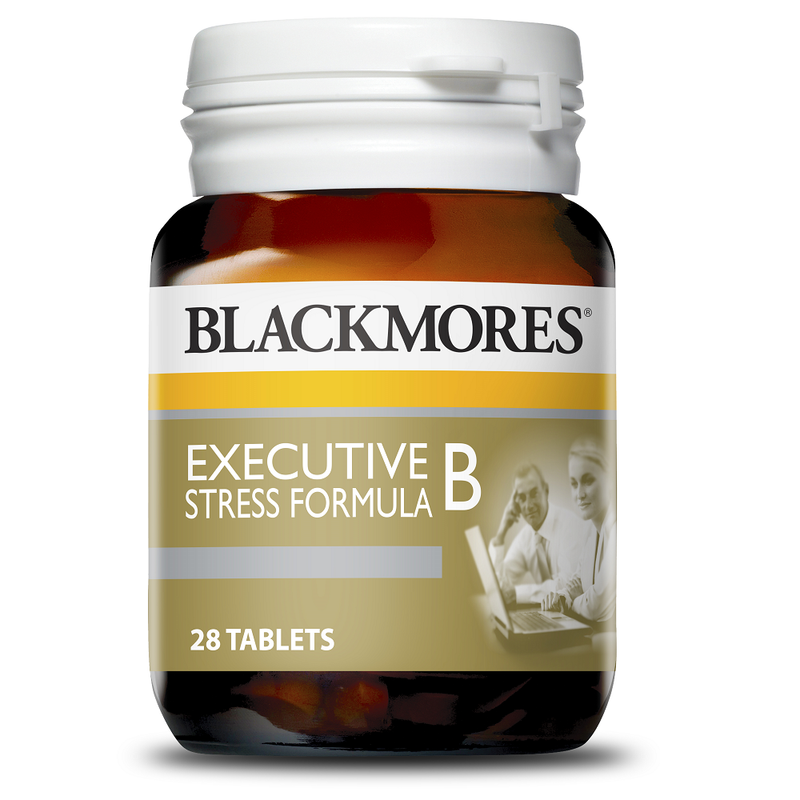 BLACKMORES Executive B Stress Formula - 28 Tablets
