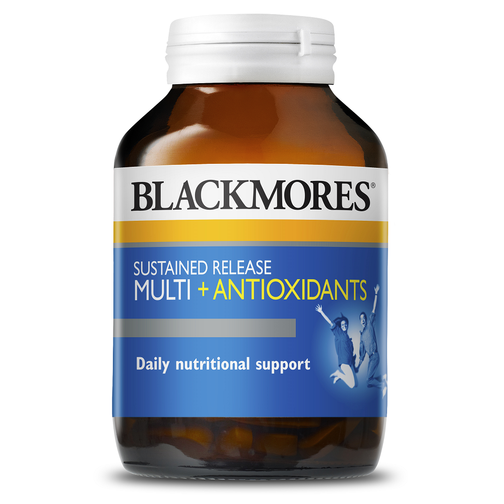 BLACKMORES Sustained Release Multi + Antioxidants - 175 Tablets