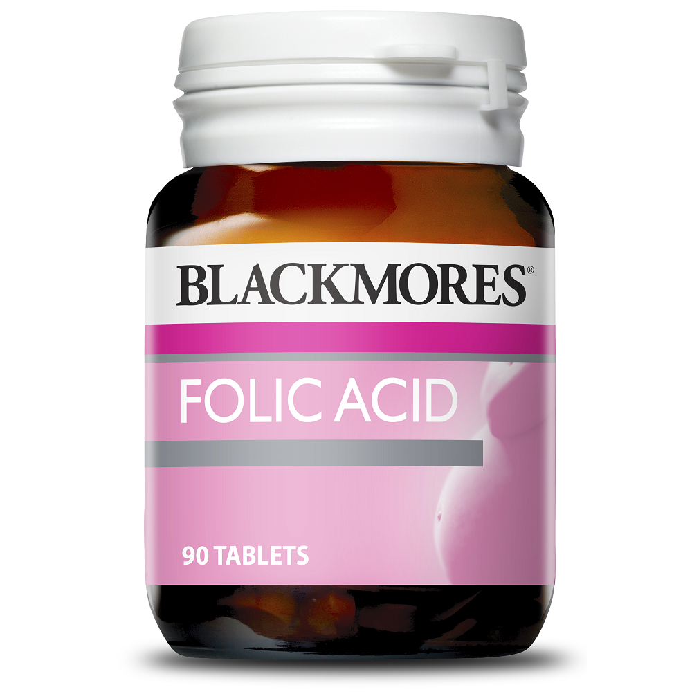 BLACKMORES Folic Acid - 90 Tablets
