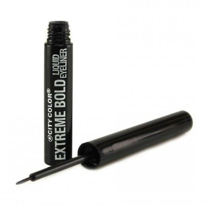 City Color Extreme Bold Liquid Eyeliner | Black
