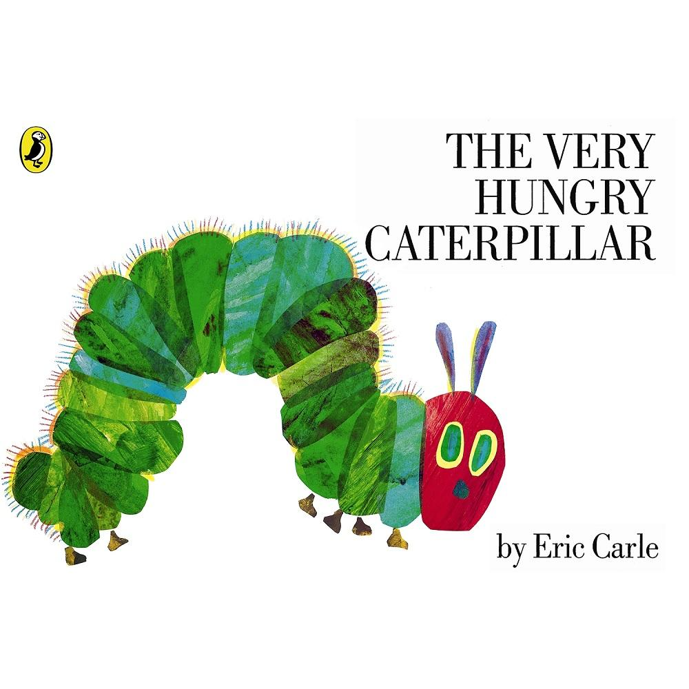 Eric Carle The Very Hungry Caterpillar