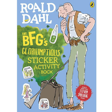 Roald Dahl BFG's Gloriumptious Sticker Activity Book