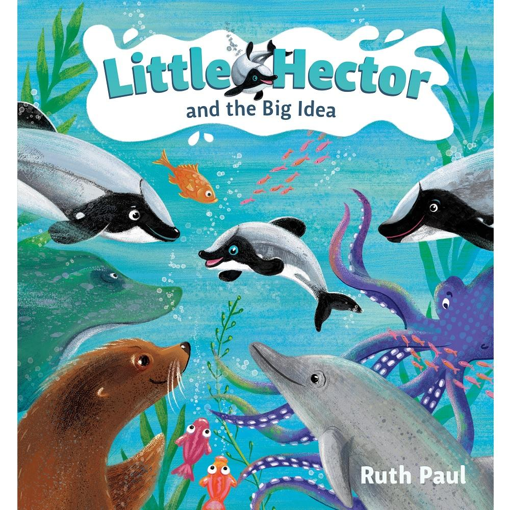 Ruth Paul Little Hector and the Big Idea