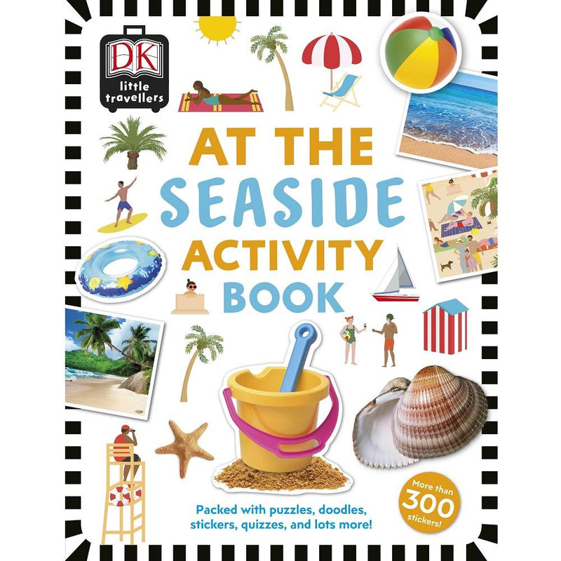 DK At the Seaside Activity Book