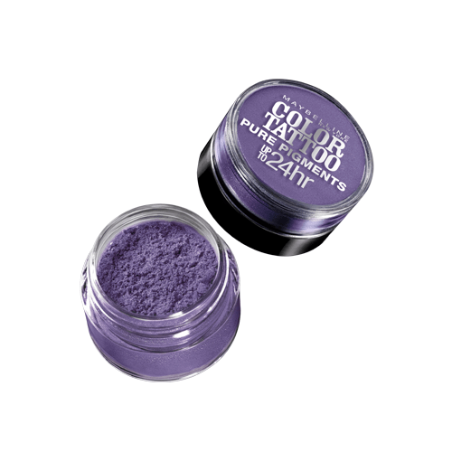 Maybelline Eyestudio Pure Pigment Eye Shadow - Potent Purple