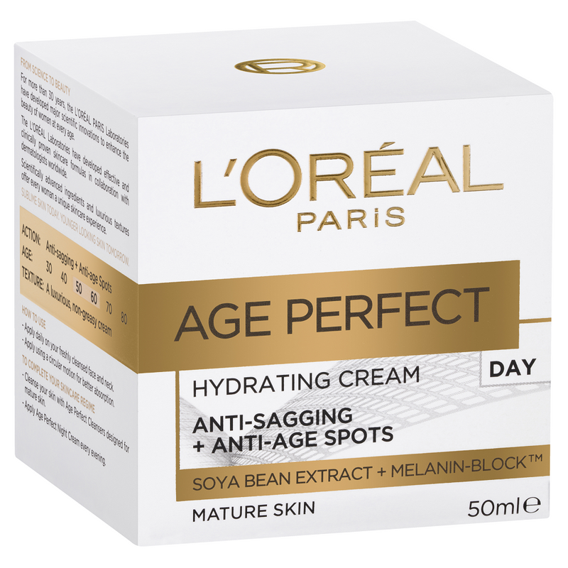 L'Oréal Paris Age Perfect Day Cream 50mL
