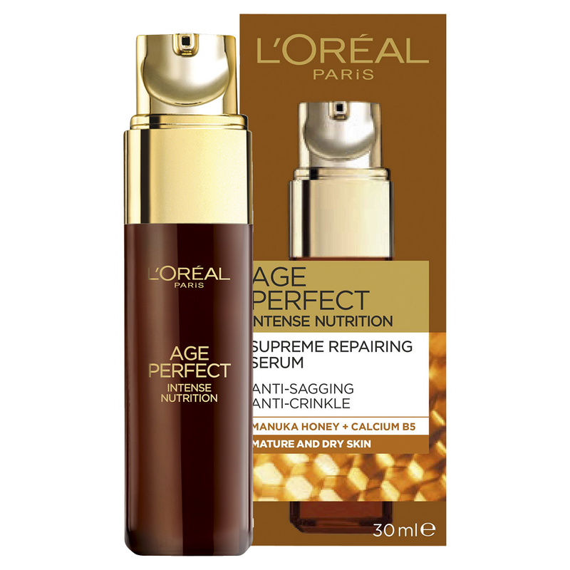 L'Oréal Paris Age Perfect Intense Nutrition Serum 30mL