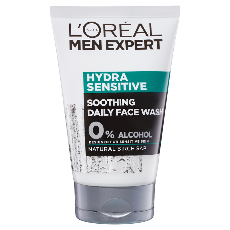 L'Oréal Paris Hydra Sensitive Facial Wash 100mL