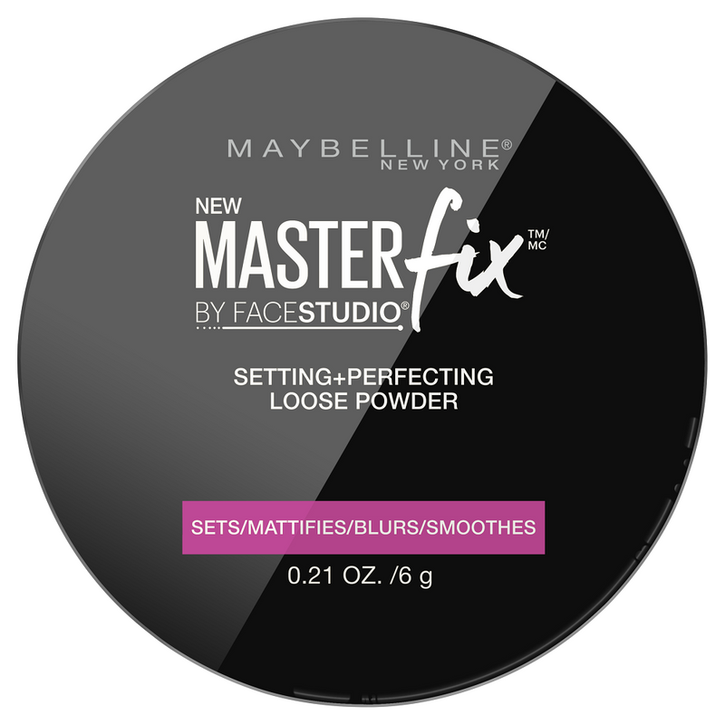 Maybelline Master Fix Loose Translucent Setting Powder