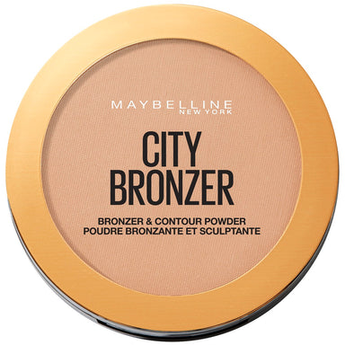 Maybelline City Bronzer and Contour Powder - Medium Cool