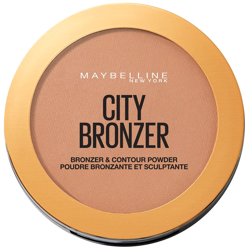 Maybelline City Bronzer and Contour Powder - Deep Cool
