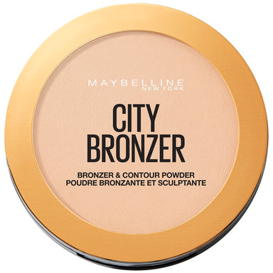 Maybelline City Bronzer and Contour Powder - Light Cool