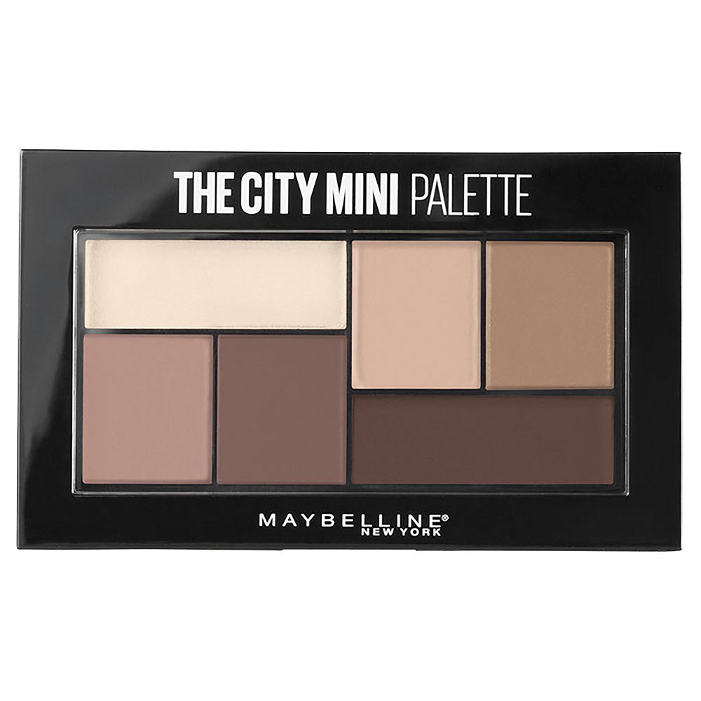 Maybelline City Mini Eyeshadow Palette - Matte About Town