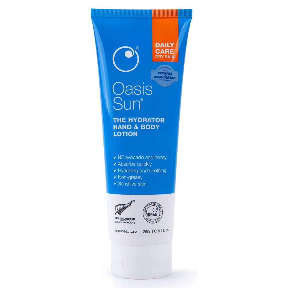 Oasis Sun The Hydrator Hand & Body Lotion - 250mL