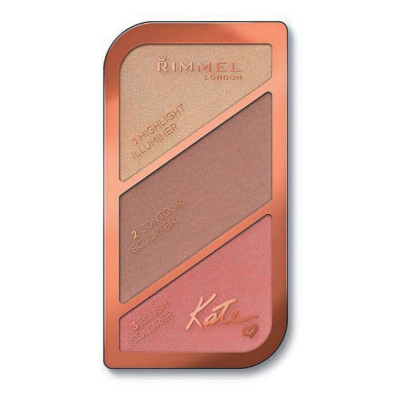 Rimmel London Kate Sculpting Palette - 002 Coral Glow