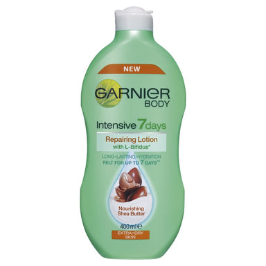 GARNIER Body Intensive 7 Days Repairing Lotion 400mL