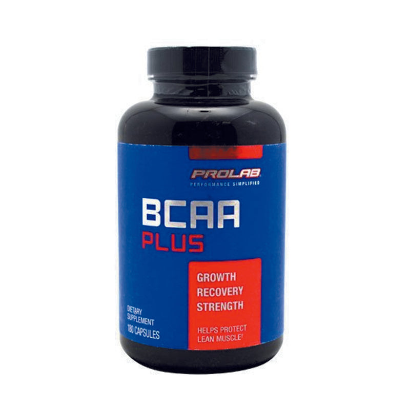 ProLab BCAA Plus - 180 Capsules
