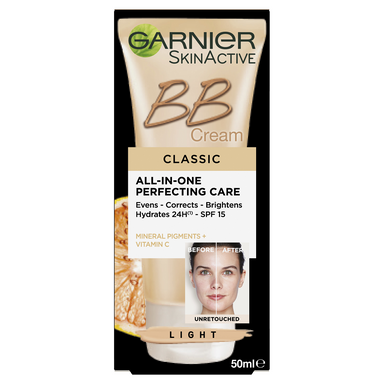 GARNIER SkinActive BB Cream Classic Light 50mL