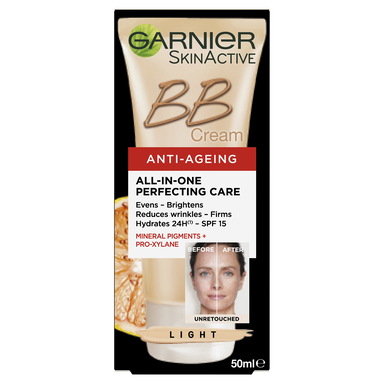 GARNIER SkinActive BB Cream Anti-Ageing - Light