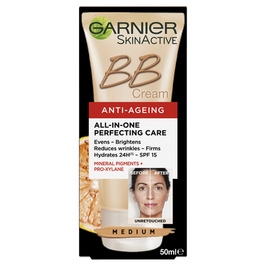 GARNIER SkinActive BB Cream Anti-Ageing - Medium