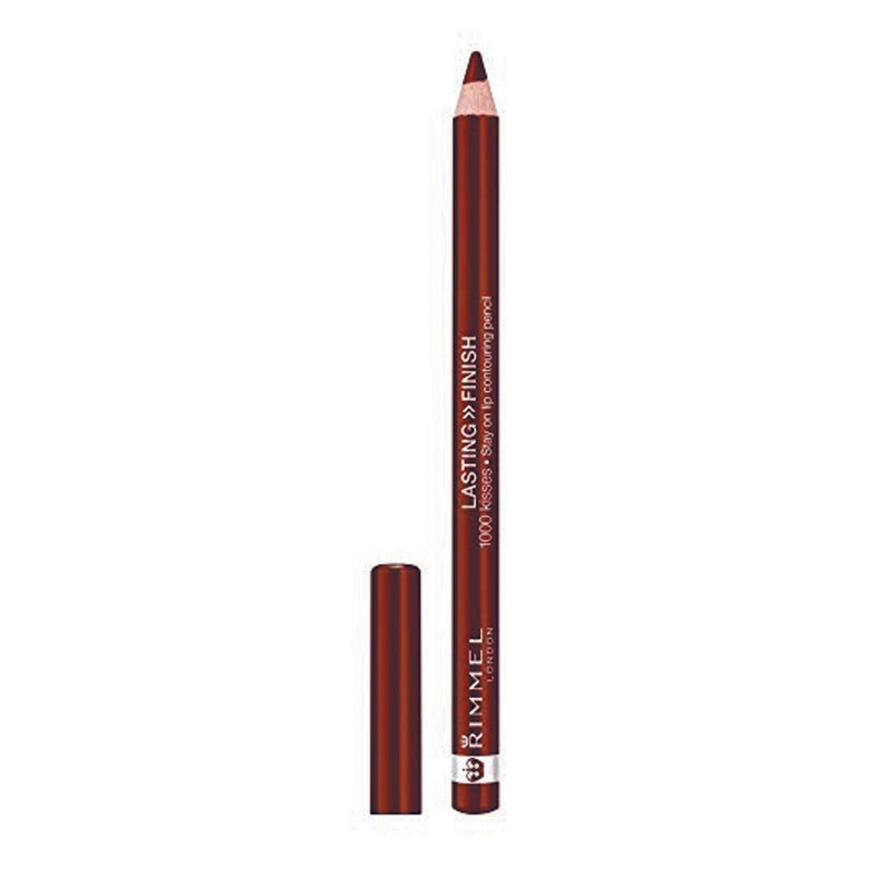 Rimmel London Lasting Finish 1000 Kisses Lip Liner - 041 Coffee Bean