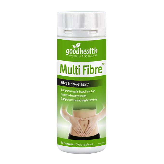 Good Health Multi Fibre - 90 Capsules