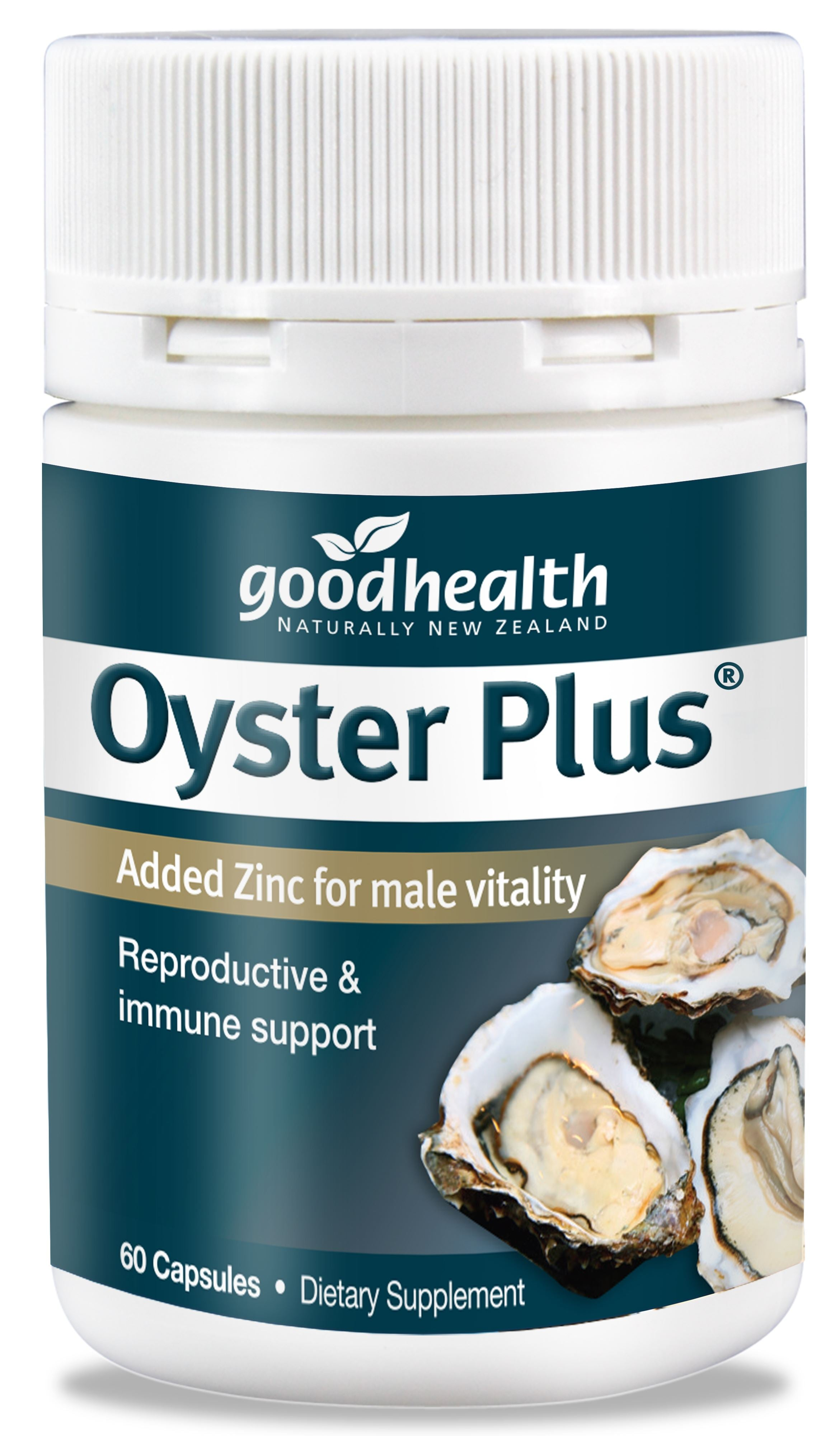 Oyster Plus - 60 Capsules