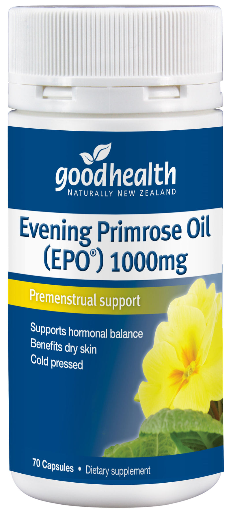 Evening Primrose Oil 1000mg - 70 Capsules