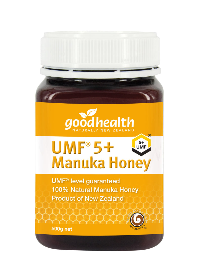 UMF® 5+ Manuka Honey - 500g