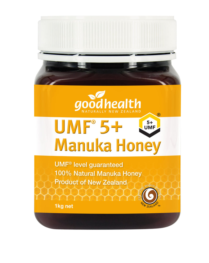 UMF® 5+ Manuka Honey - 1kg